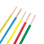 電線電纜生產廠家直銷bv國標銅芯阻燃家裝家用布電線