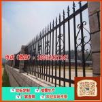邮寄样品/韶关公路交通栅栏出口/广州美术馆带圈锌钢护栏图