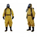防化頭罩-披肩式防酸堿頭罩-實驗室防化頭罩