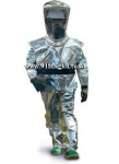 防火防化服、隔熱防化服、A級氣密型隔熱防化服