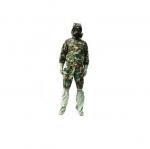 防毒衣-分体式防毒衣-连帽防毒上衣-防毒防护服