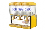 冷飲機設備 單制冷三缸果汁機 果汁機型號