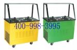 双锅炒冰机的价格 衡水炒冰机是多少功率的