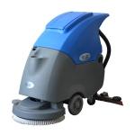 合肥酒店大堂手推式工业洗地机价格|依晨电动式盘刷洗地机YZ-