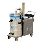 凱德威直流電大功率工業吸塵器|贛州造紙廠吸木屑紙屑專用吸塵器