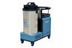 电缆厂工业吸尘器|吸粘性物质用 凯德威工业大功率吸尘器DL-