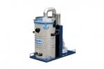 凯德威固定式工业吸尘器报价单|车间打磨配套吸粉末用工业吸尘机