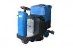 物业公司用驾驶室洗地机 上海依晨全自动驱动洗地机YZ-JS1