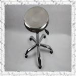 成都防静电圆凳四角加固/pu皮革靠背椅生产
