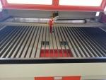 小型皮革材料激光切割机