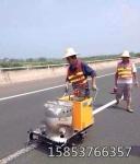 手推式熱熔劃線機,路面行車線畫線機