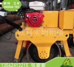 小型胶轮压路机 单轮振动压土机 小型全液压压路机