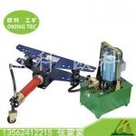 電動折彎機  90度圓管折彎機 塑料大棚專用彎管機