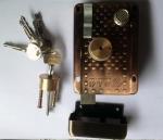 成都家庭防盗锁9219锁价格便宜