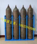 气体钢瓶移动支架氧气乙炔氮气瓶固定架使用◆规范
