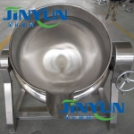 可倾搅拌燃气炒锅 可定制蒸煮搅拌设备