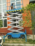 工程機械高空作業平臺南廣機械移動式升降平臺質量過硬