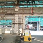 魯科重工二次構造柱泵經常檢查-磨合階段的處理有必要