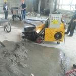 小型混凝土輸送泵機二次構造柱泵油水分離器-作用不可忽視