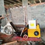 徐工二次结构泵浇柱出现马蜂窝的防治措施