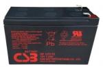 CSB蓄电池GP1272 F2/12V28W 消防/通讯/U
