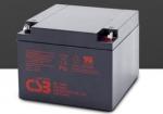 CSB蓄电池GP12260(12V26AH)F铅酸免维护UP