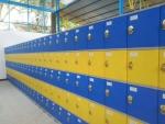 供应甘肃地区水上乐园储物柜,水上乐园一卡通系统安装