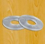 塑料垫片25*10*T2.0/PEI-本色