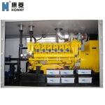 宁夏发动机功率范围广400kw沼气发电机组 康菱科克燃气发电