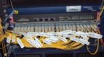 普贴标签打印机PT-60BC机房专用刀型标签纸2538+40