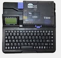 号码管打印机供应销售塞恩瑞德T800
