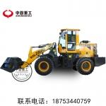 铲车搅拌斗青海修路用搅拌装载机工作效率给力
