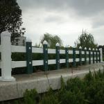 祥永直销pvc护栏 pvc草坪护栏 pvc公园护栏价格