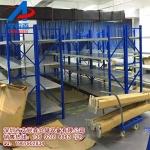 深圳可拆裝移動儲藏室貨架鐵板貨架四層貨架供應
