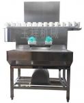 回转式�畹缍�冲刷瓶一体机(洗瓶机,刷瓶机)厂家,价格及图片参△数