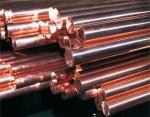 T2紫铜棒价格18mm直径红铜方棒