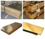 H62黄铜板3.5mm 5mm中厚黄铜块价格