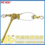 台湾NGK钢索式棘轮紧线器 承诺绝无高仿次品