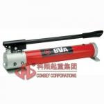 台湾BVA手动液压泵 P1000双速度铝制手动泵