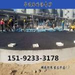 江西南昌冷沥青砂是罐底防腐垫层的功臣
