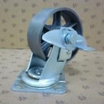 重型铸铁脚轮 全铁轮 耐磨耐高温