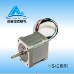 低温伺服电机-60℃环境使用长时间正常运动
