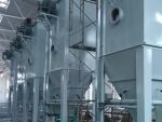 大型袋式除尘器在水泥立磨中的应用改进
