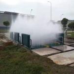 大货车的自动洗车机为什么受到工地的欢迎-都是有原因的