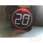LED警示限速標志牌