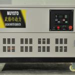 小型10KW汽油发电机参数