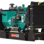 便攜式150KW柴油發電機