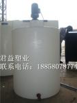 1立方黄色搅拌罐 衢州1吨耐酸碱搅拌罐 滚塑搅拌罐
