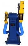 西湖两用吸尘砂带机 多功能砂带机 双工位砂带机
