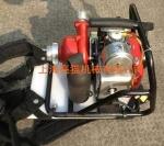 汽油高压背复式水泵森林消防水泵